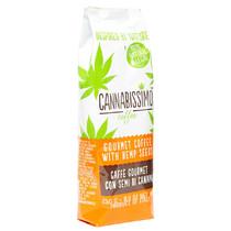 CANNABISSIMO COFFEE® 250 g - konopná káva